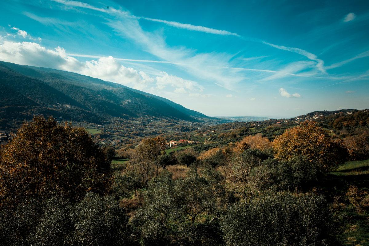 Roccadaspide - vicina al parco naturale del Cilento
